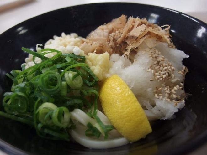 香川大学 讃どん製麺所