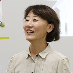 介護福祉学科 学科長 澤浦知子